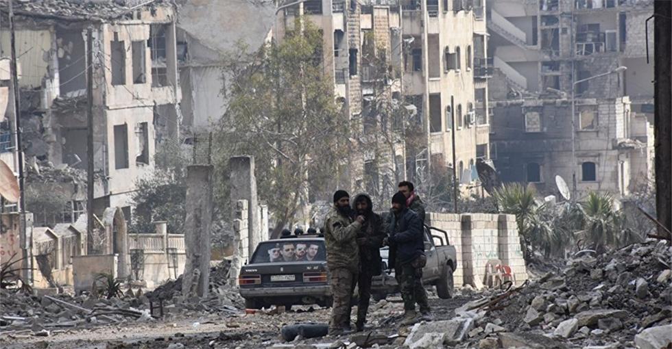 阿勒颇:被四年内战摧垮了的叙利亚重镇