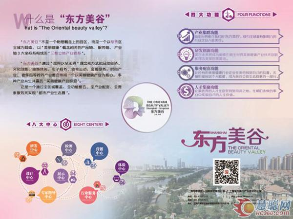 "cmiic2016协办单位风采:上海奉贤时尚盛宴""东方美谷"""