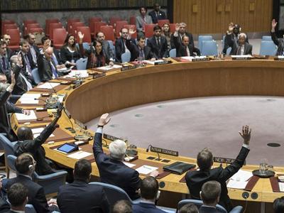 安理会通过决议核可叙利亚新停火协议