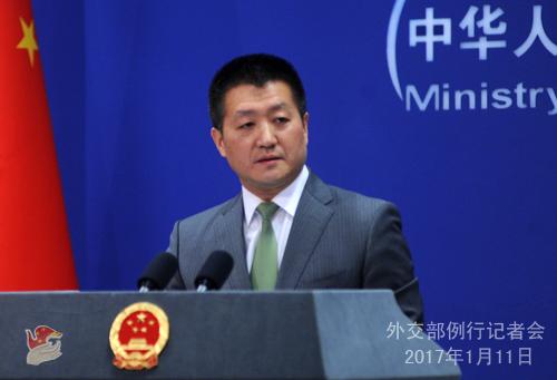 外交部就习近平将出席世界经济论坛2017年年会等答记者问