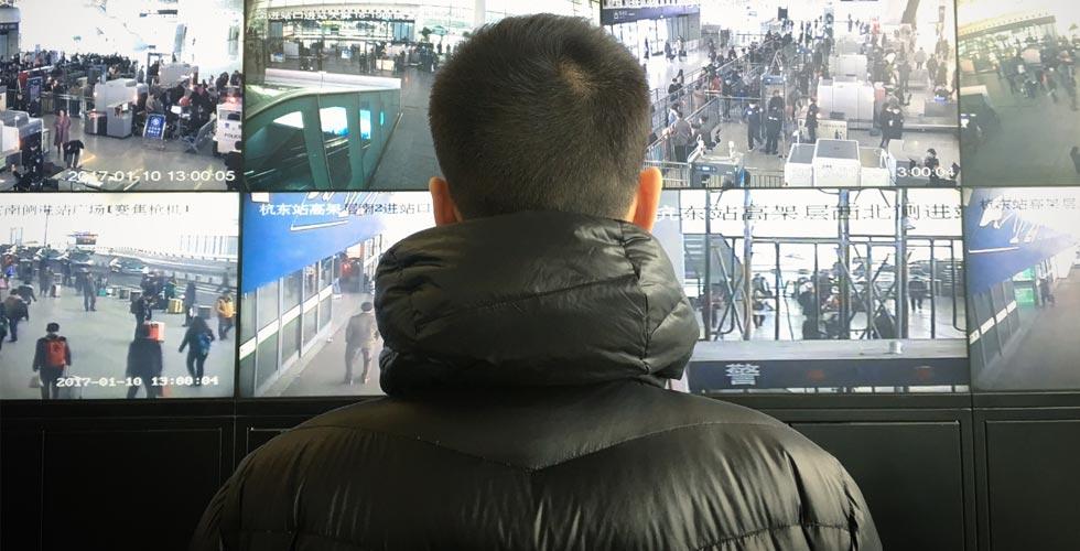 """火车站的""""阎王""""便衣"""