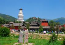 佛教四大名山——五台山
