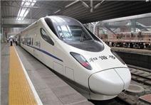 中國高鐵:滬漢蓉快速客運通道