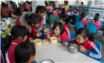 聚焦中国中小学生营养餐:人均粮食浪费量接近二两