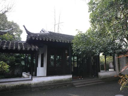 拙政园之中园(三)