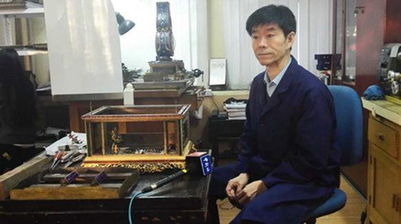 故宫钟表修复师:文物很吸引人