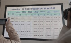 """2017北京打出十记""""重拳""""促进空气质量进一步改善"""