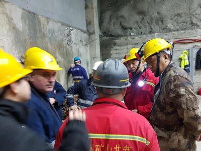 阿尔巴尼亚发生矿难3名中国工人被困
