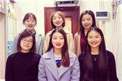 学霸寝室美女走红 六名女生今年大四共获各类奖学金37次