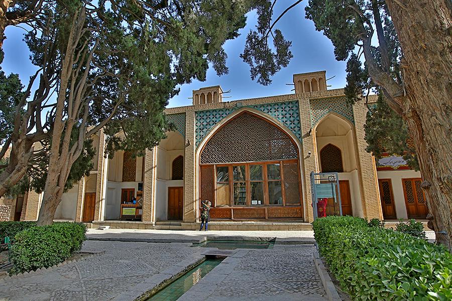 伊朗:费恩花园之建筑特征(一)