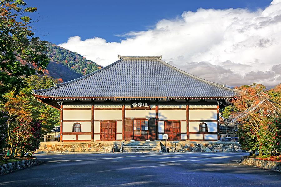京都:天龙寺之建筑特征(二)