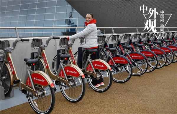 共享单车正在流行 国外如何鼓励绿色出行?