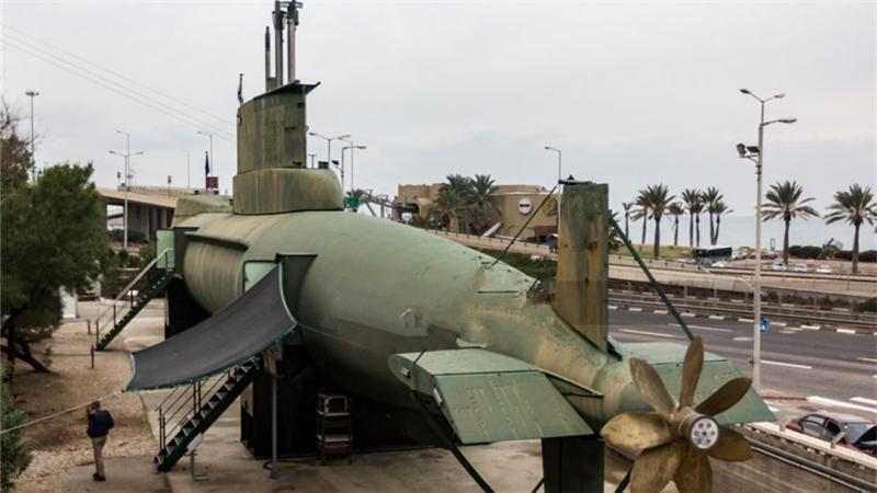 中国军迷拍以军博物馆:竟藏中国战舰
