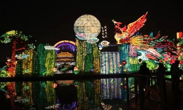 最好玩的元宵活动都被陕西大唐芙蓉园承包了