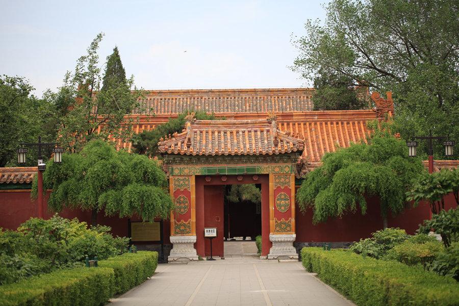 中国:景山(四)