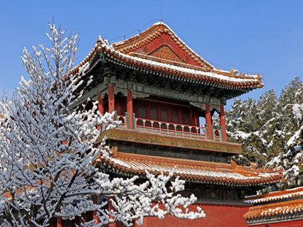 中国:景山(一)