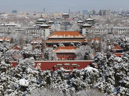 中国:景山(三)