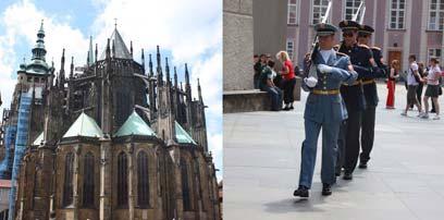 旅行故事|美丽的布拉格 过于喧嚣的孤独
