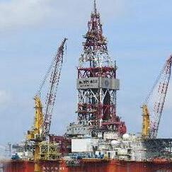 """海洋石油""""981"""""""