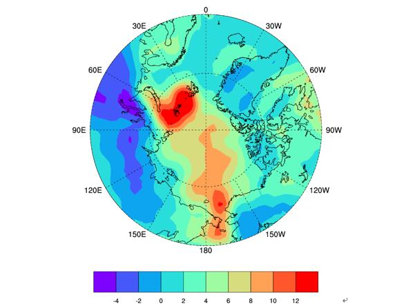 北极罕见发烧 会引发我国又一次超级寒潮吗?