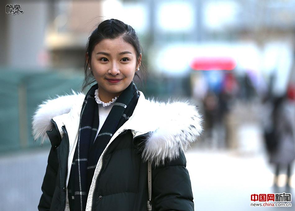 2017年2月8日,北京电影学院2017年度艺考招生考试开始,表演系考生颜图片