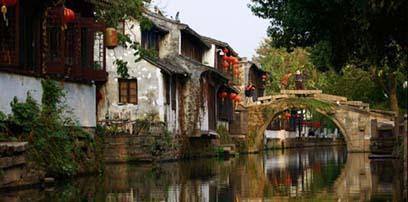 在周庄古镇,有诗和远方的生活(组图)
