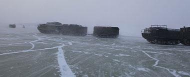 俄军开始在北极测试新一批武器装备
