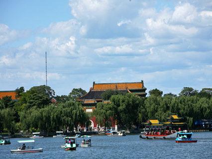 中国:北海(三)