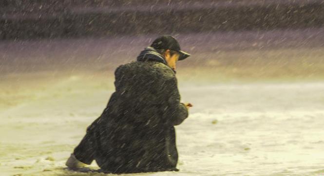 全国各地迎来降雪