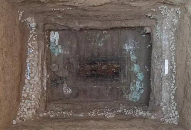 陶寺北墓地 图片来源:山西日报(下同)