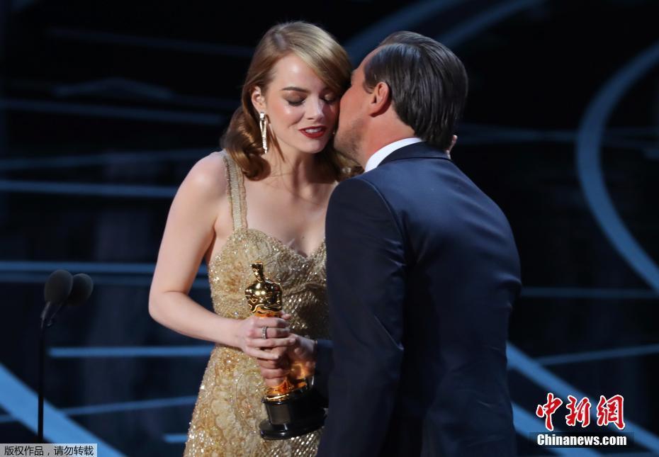 第89屆奧斯卡揭曉 《愛樂之城》未獲最佳影片