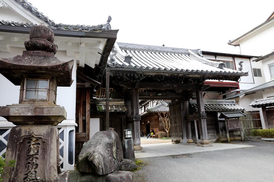 奈良:吉野山竹林院(一)