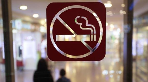 上海'最严控烟令'3月施行 取消所有室内吸烟室