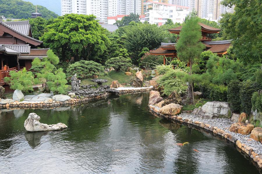 香港:志莲净苑(三)