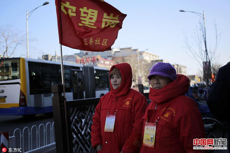 北京全面打响2017年两会安全保卫人民战