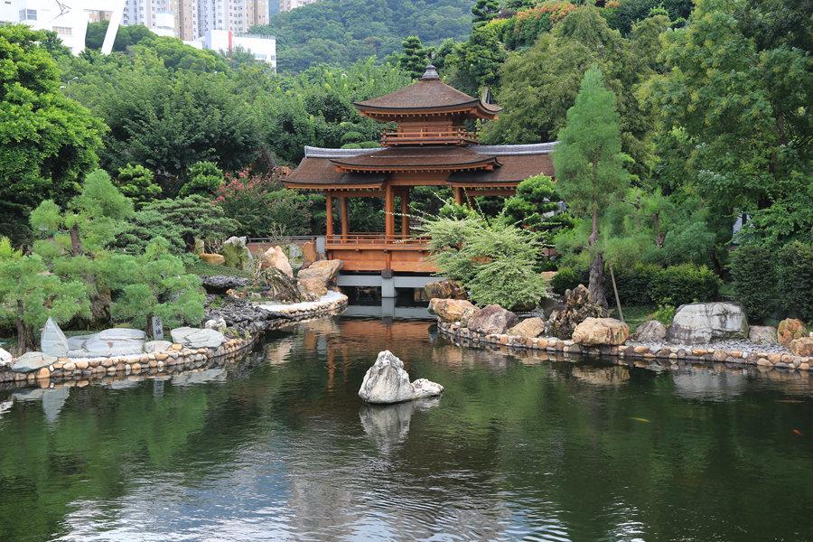 香港:志莲净苑(四)