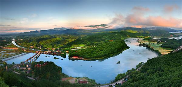 朱小兵:禅文化主题和好生态相融合 营造'舒心'旅游地