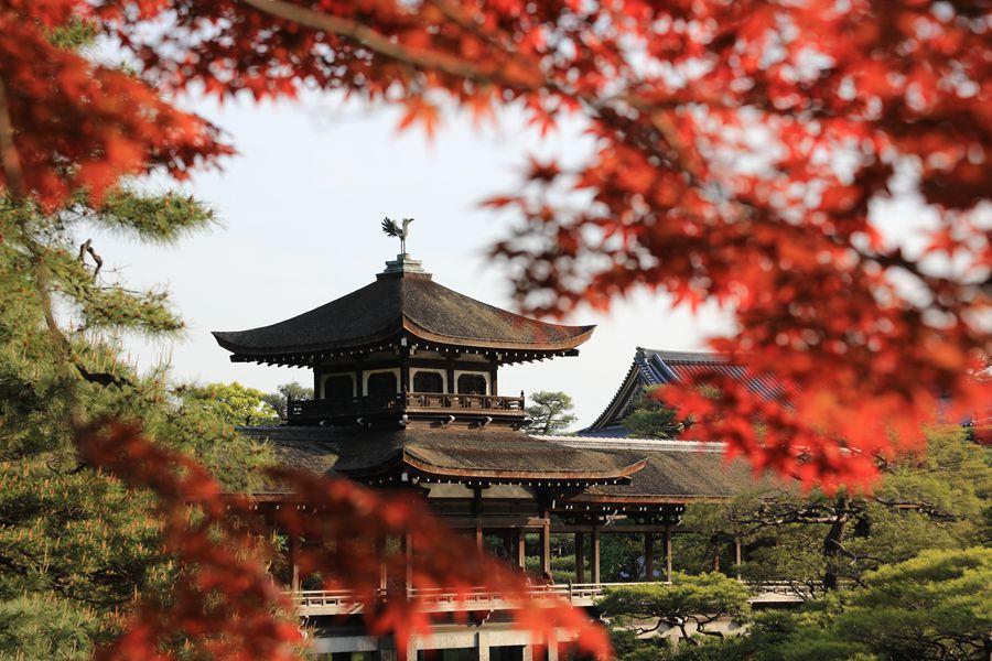 京都:平安神宫(一)