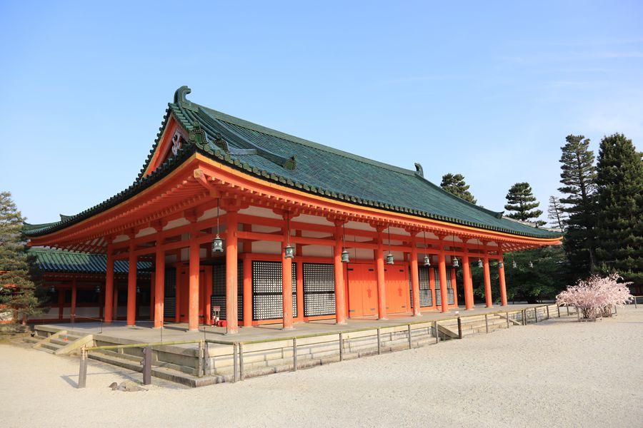 京都:平安神宫(二)