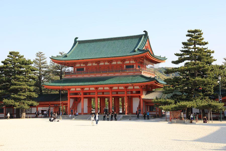 京都:平安神宫(三)
