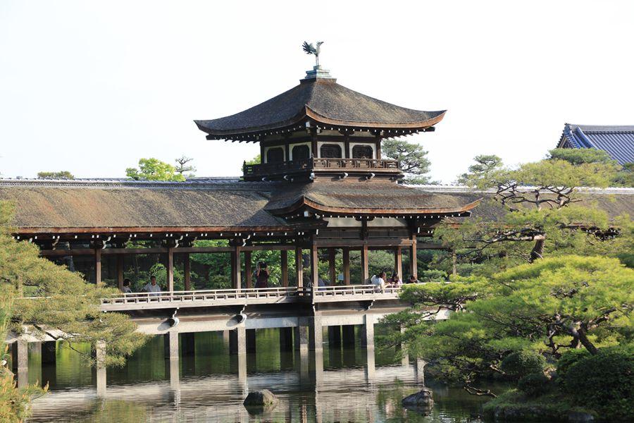 京都:平安神宫(五)