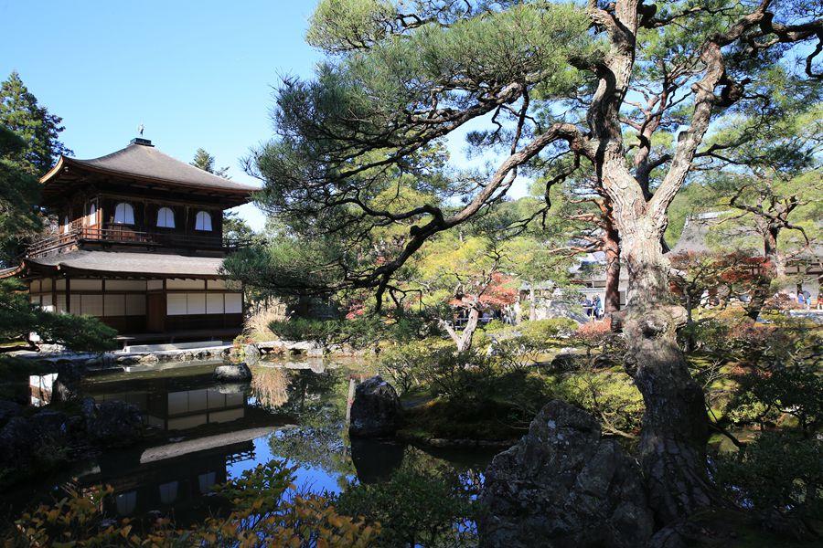 京都:银阁寺(一)
