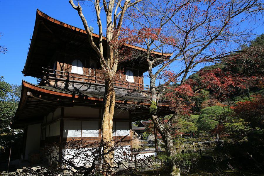 京都:银阁寺(二)