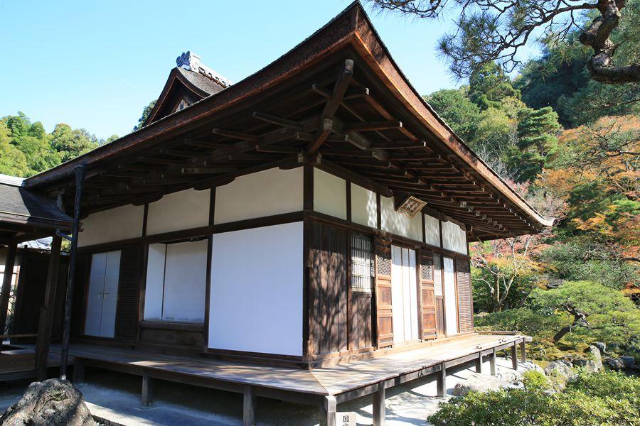 京都:银阁寺(三)