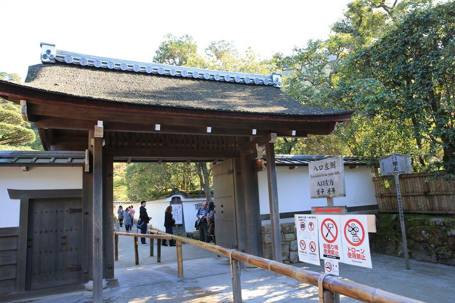 京都:银阁寺(四)