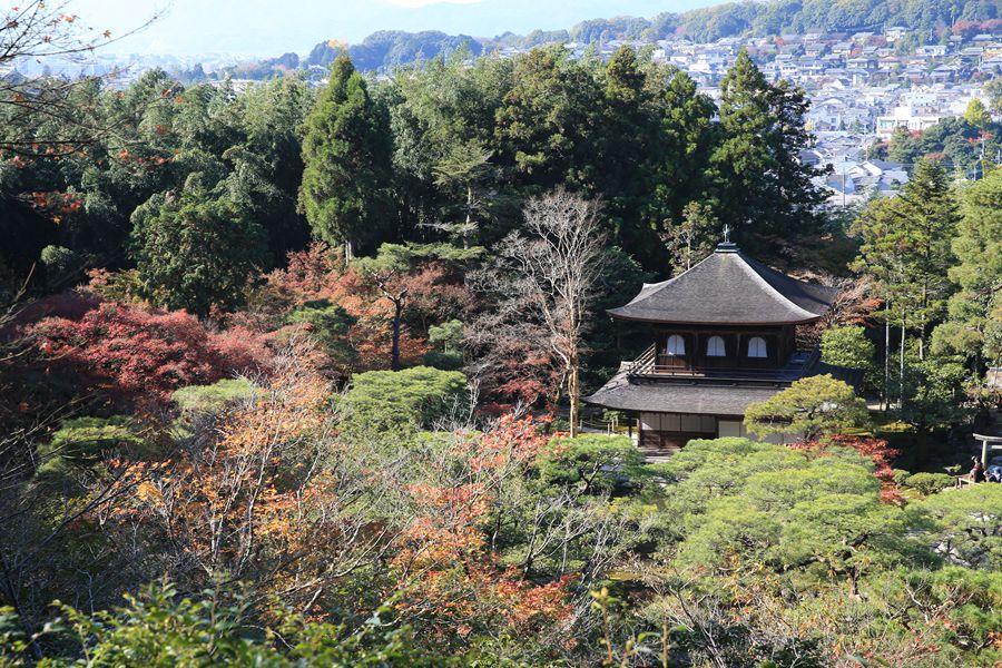 京都:银阁寺(十)