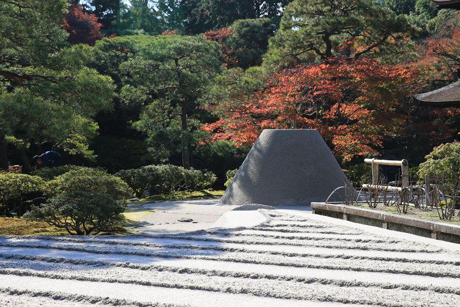京都:银阁寺(九)