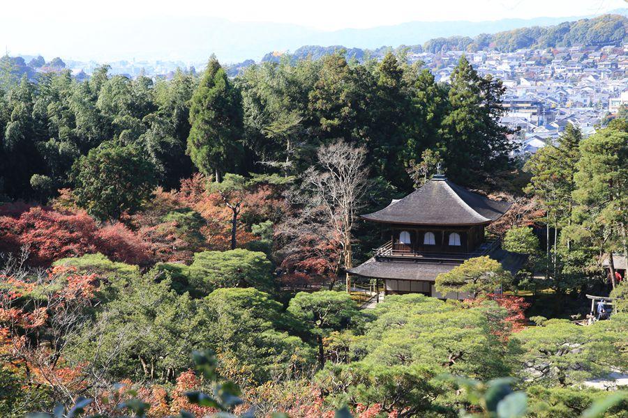 京都:银阁寺(六)