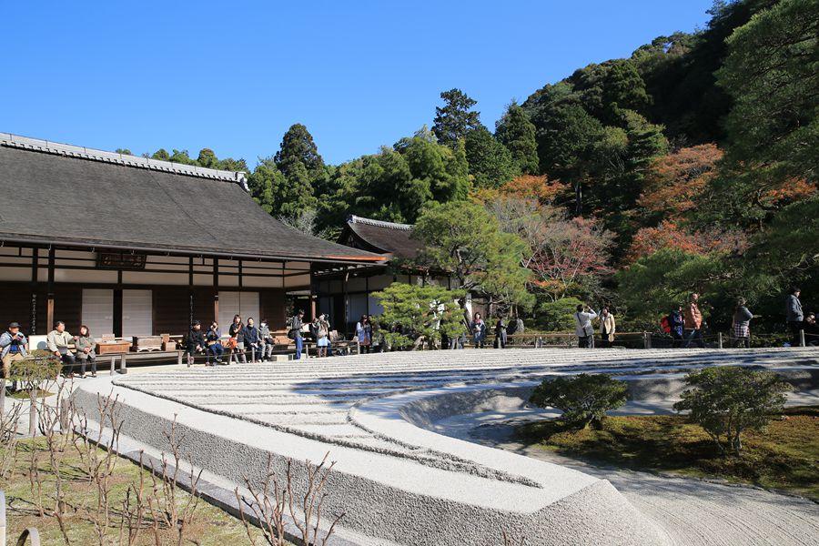 京都:银阁寺(五)