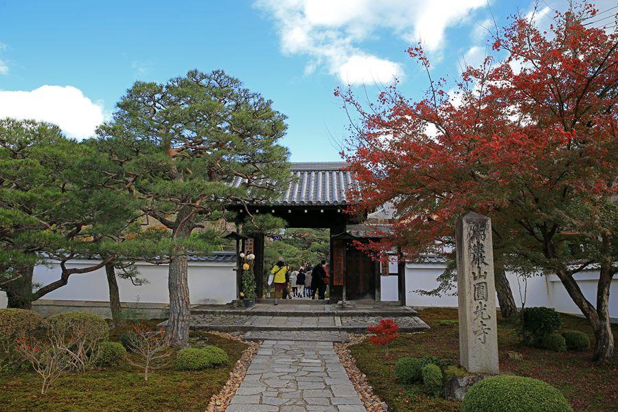 京都:圆光寺(六)